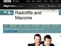 Radcliffe and Maconie( BBC )